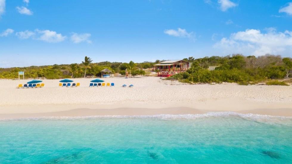 prickly pear cay, Anguilla
