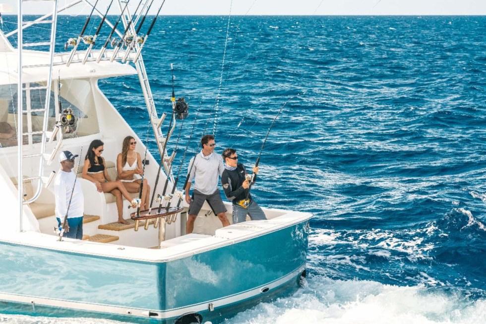 Bahamas deep sea fishing