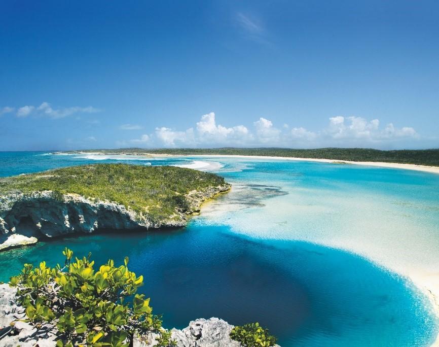 Bahamas blue hole 2