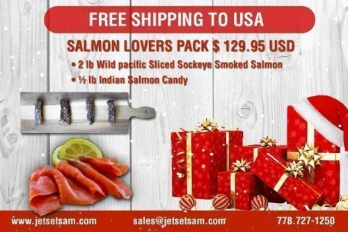 Salmon Lovers Pack