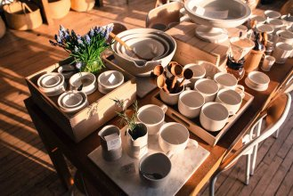 Trip Ideas table indoor floor tableware meal brunch food wooden breakfast dining table restaurant