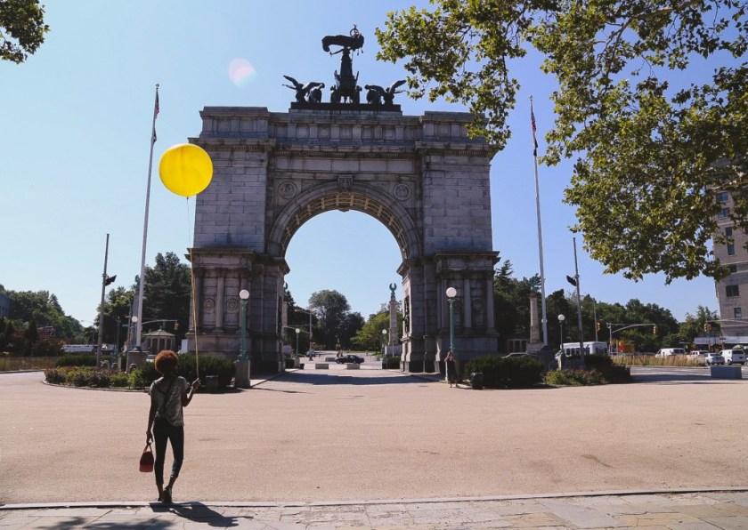 KO-Grand Army Plaza 2-Parisian in New York