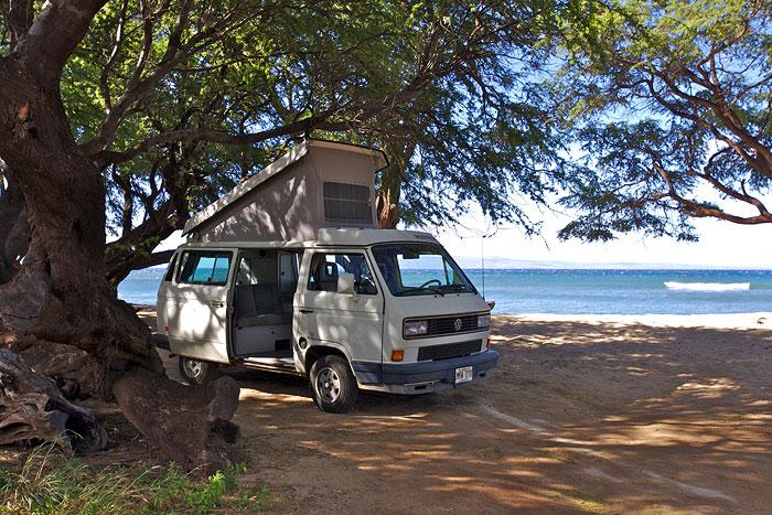 Aloha Camper-Beach