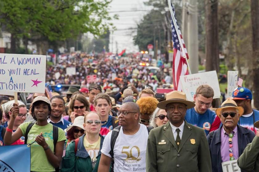 Selma to Montgomery-NPS Photo