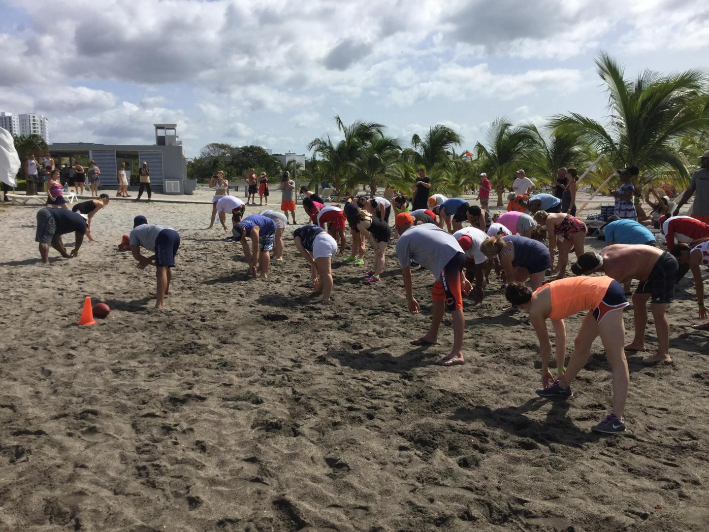 Travel Diary: Panama with the Chicago Bears