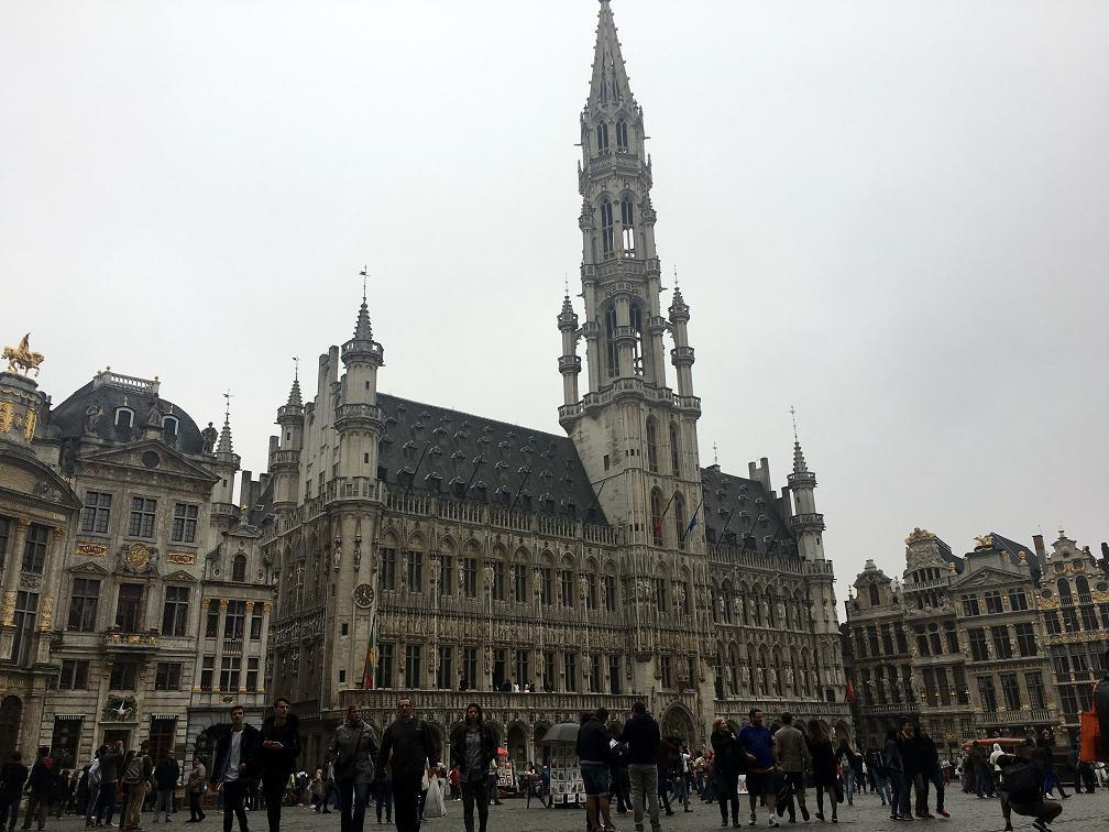 24 Hours in Brussels: Food and a Free Walking Tour