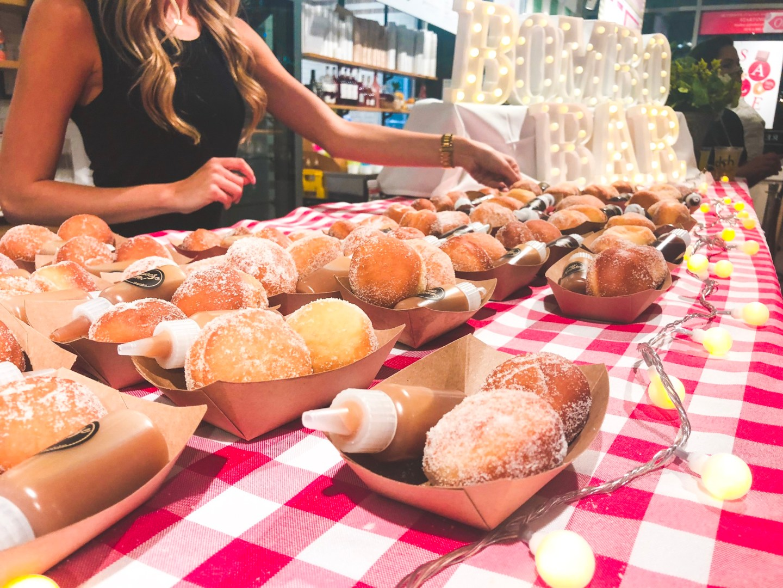 Eataly Septemberfest Bombobar