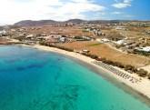 Kalafati Beach in Mykonos