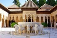 Nasrid Palace, Granada, Spain
