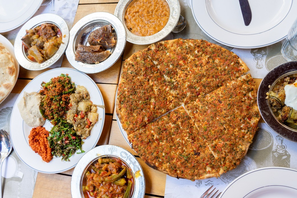 Itinerary for a 14 day Trip Around Turkey: Turkish food