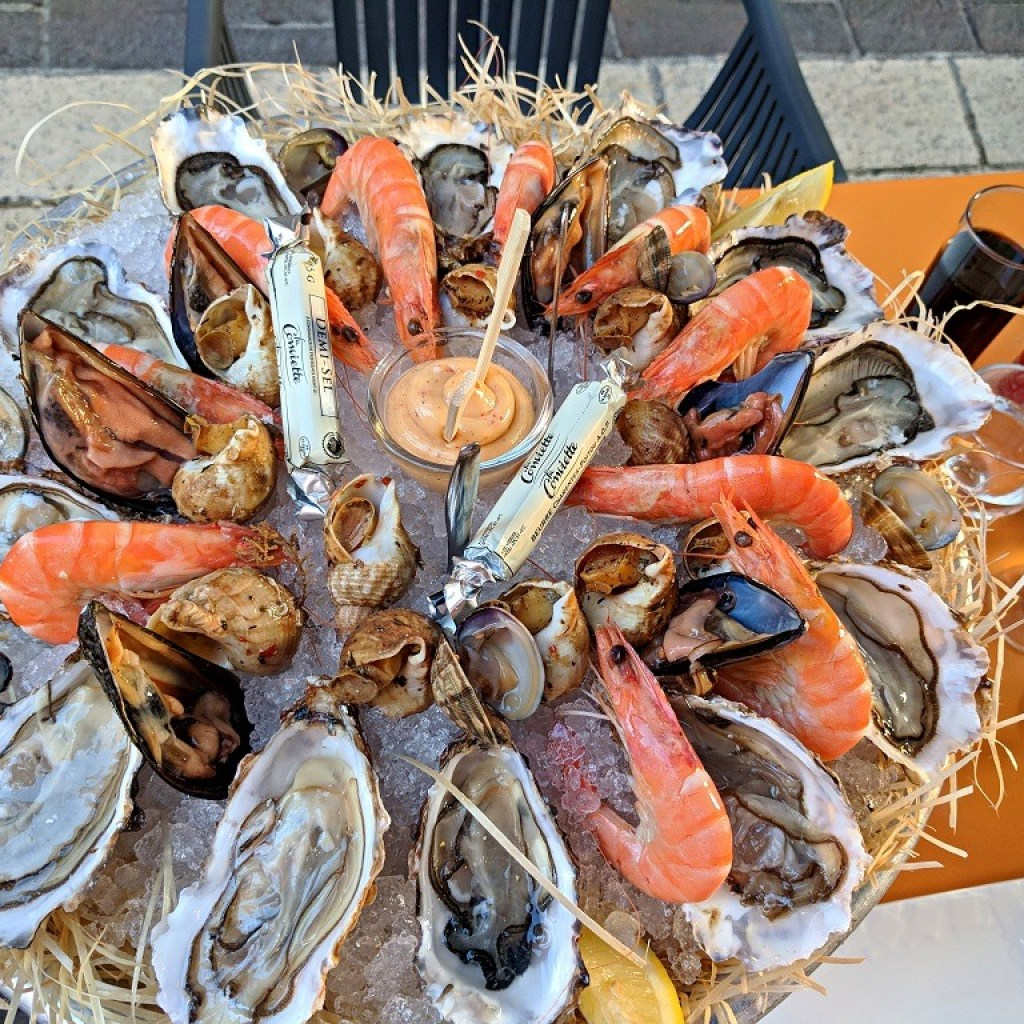 12 Dishes That Made Me Fall In Love With French Cuisine: Fresh Seafood in Marseille