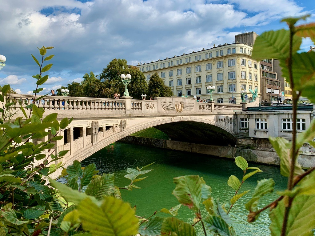 Underrated Europe Cities You Need To Visit: Ljubljana, Slovenia
