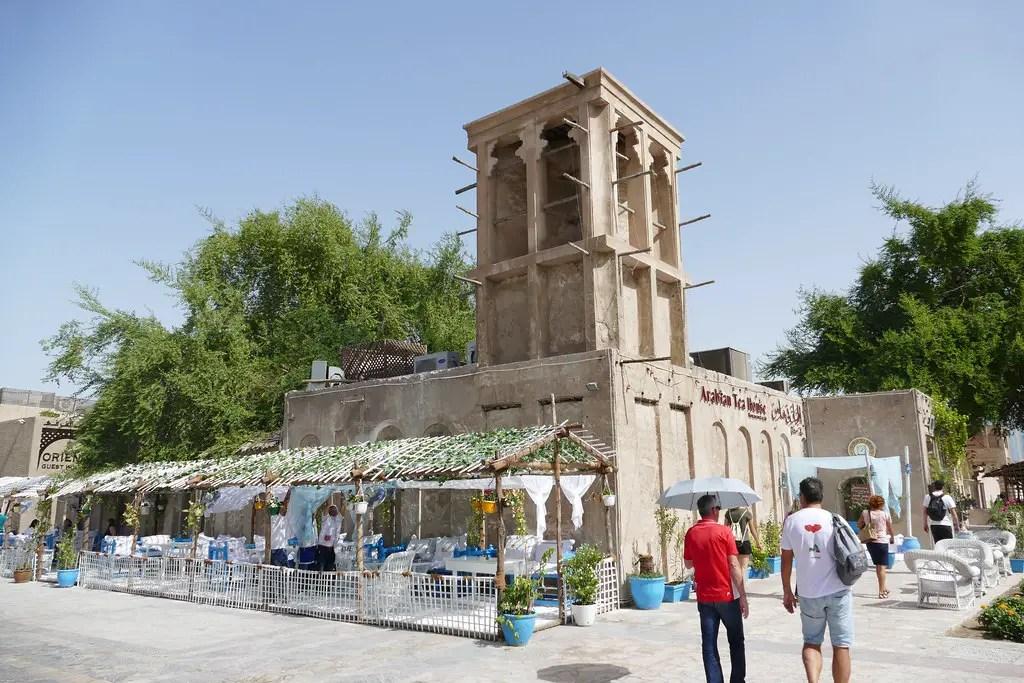 Dubai Travel Guide: Al Bastakiya Quarter