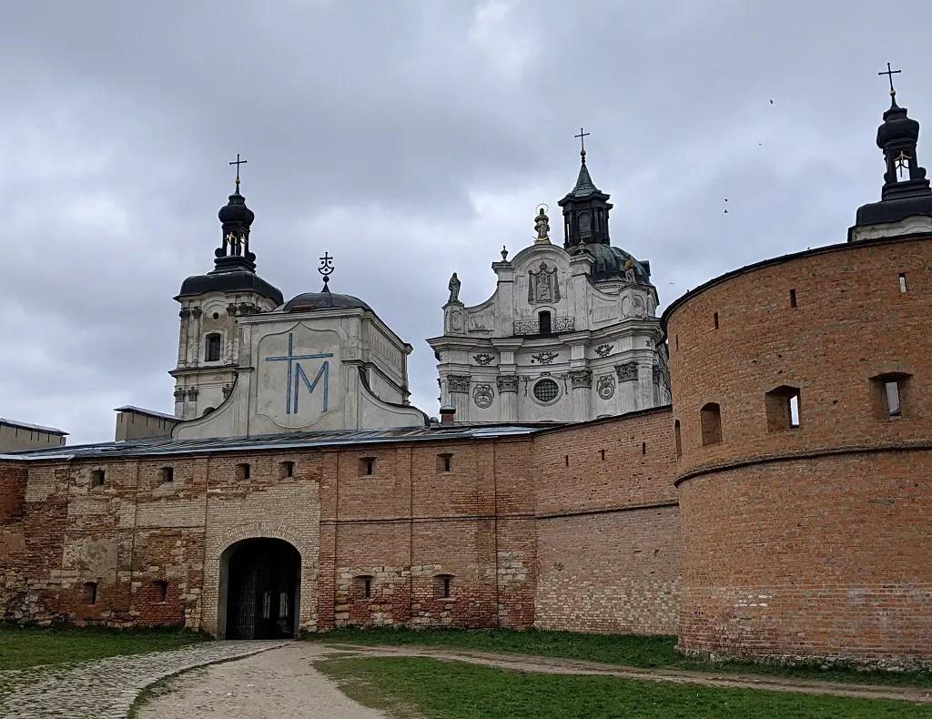 berdychiv-castle