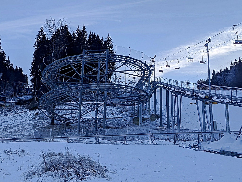 A Comprehensive Guide To Bukovel, Ukraine: Have a Ride On  The Bobsled