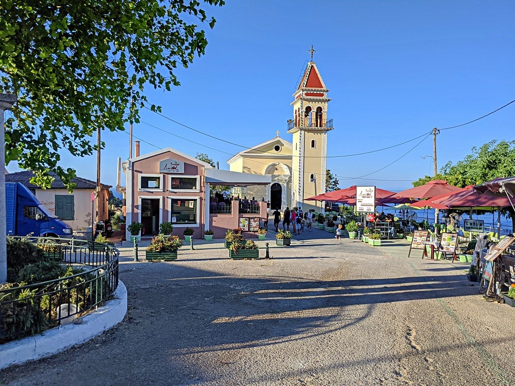 Zakynthos town: Bochali