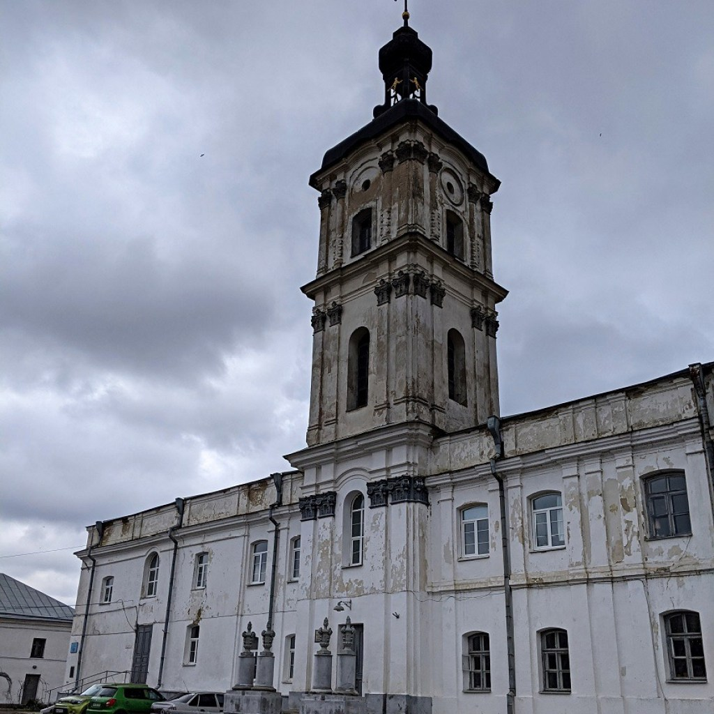 Berdychiv Castle
