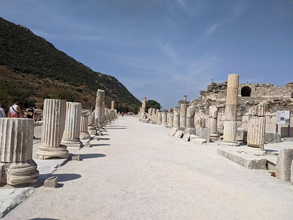 Visit Ephesus From Kușadasi