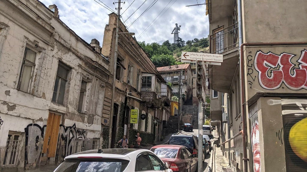 Guide to Tbilisi : Explore Tbilisi Old Town