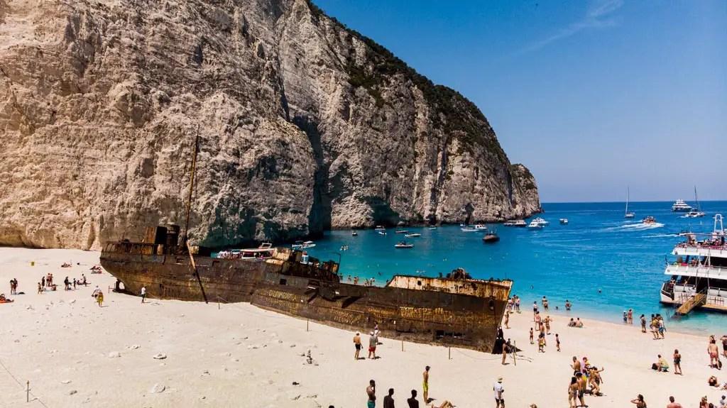 take-a-boat-trip-from-agios-nikolaos-to-shipwreck-beach