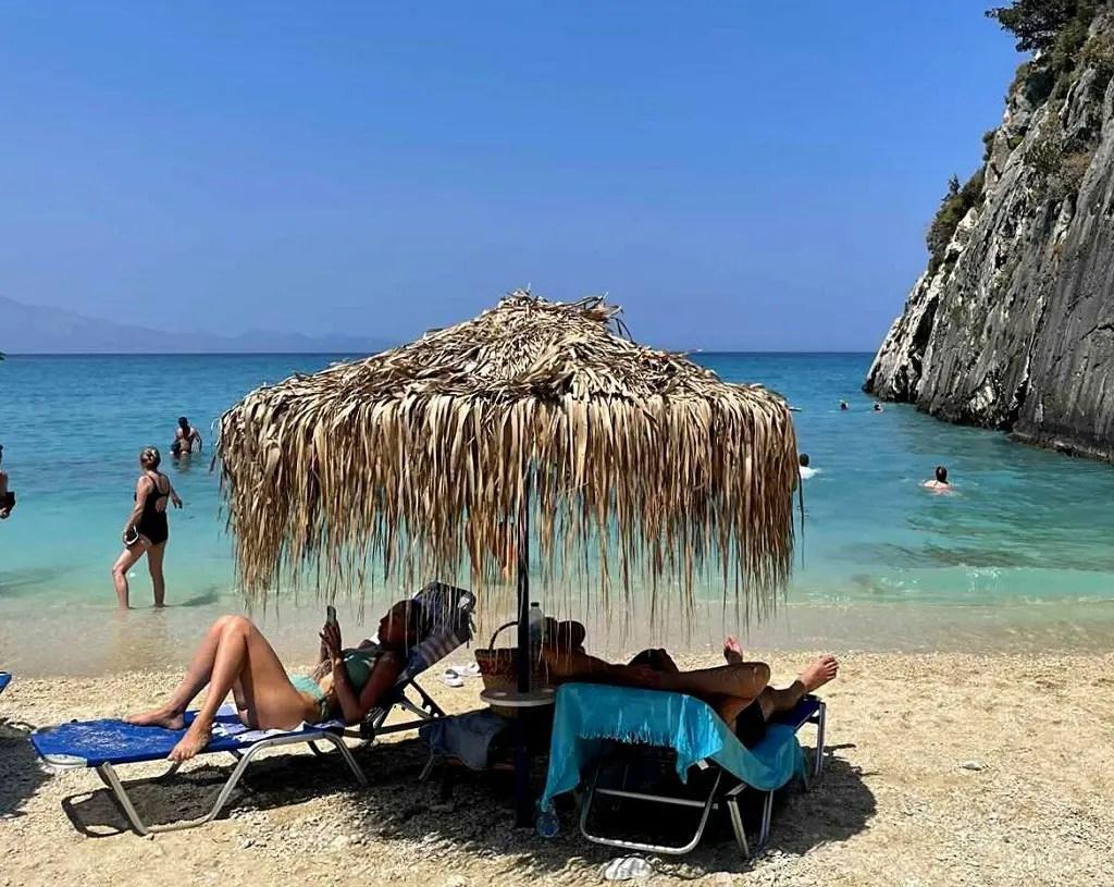 Xigia Sulfur Beach