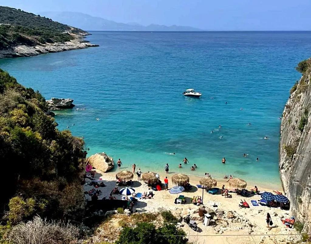 The Complete Guide To Zakynthos, Greece: Xigia Sulfur Beach
