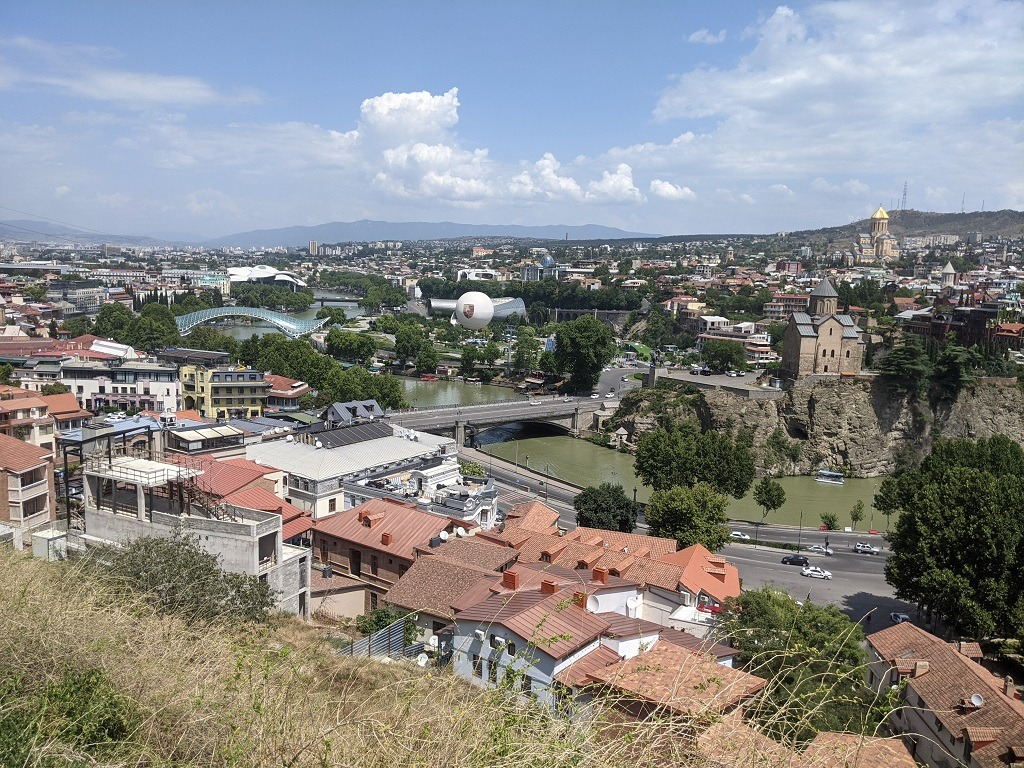 Guide to Tbilisi : Where To Stay In Tbilisi