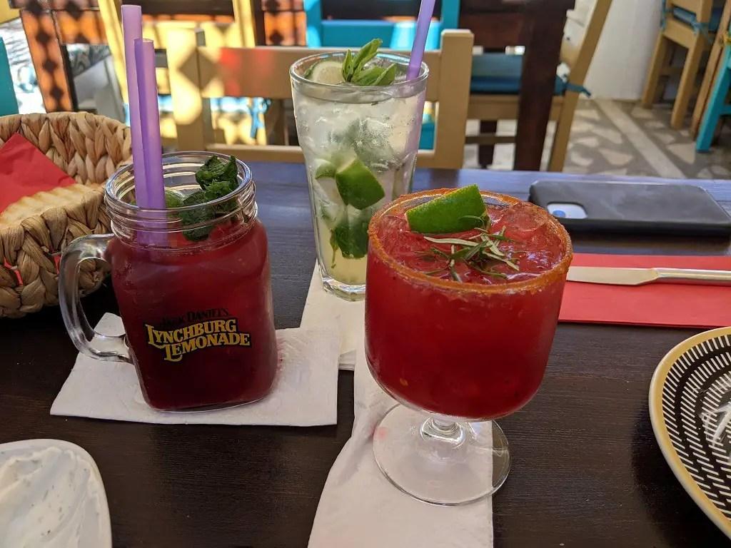 Zühtü Meze Cocktails