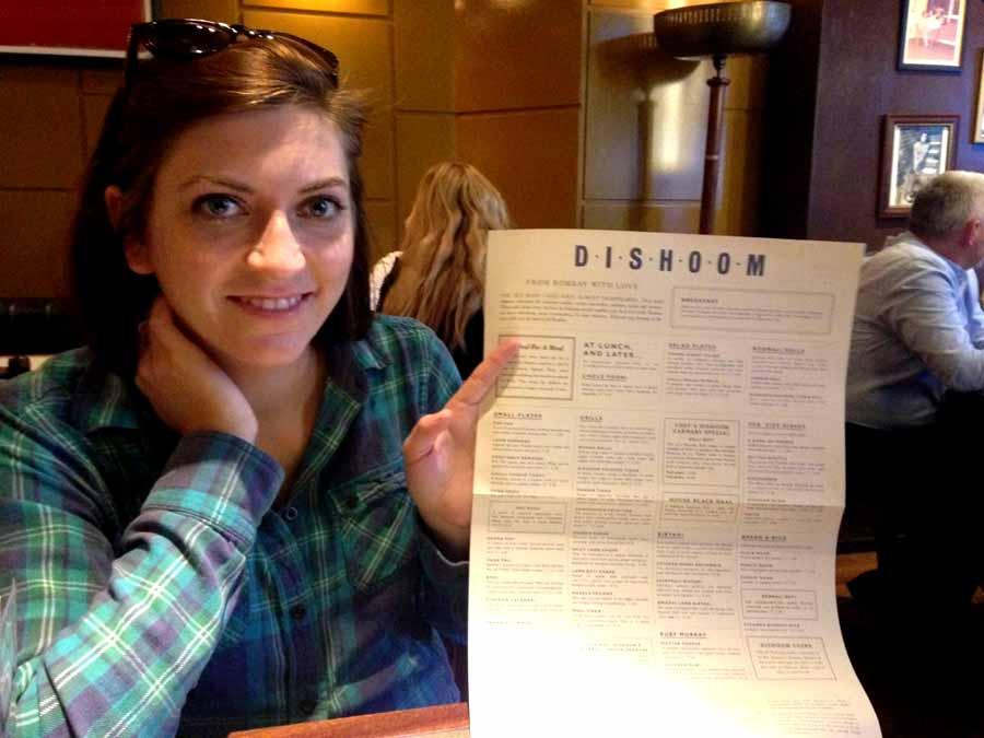 Dishoom rules.