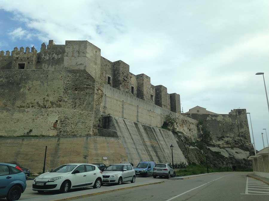 Parking in Tarifa