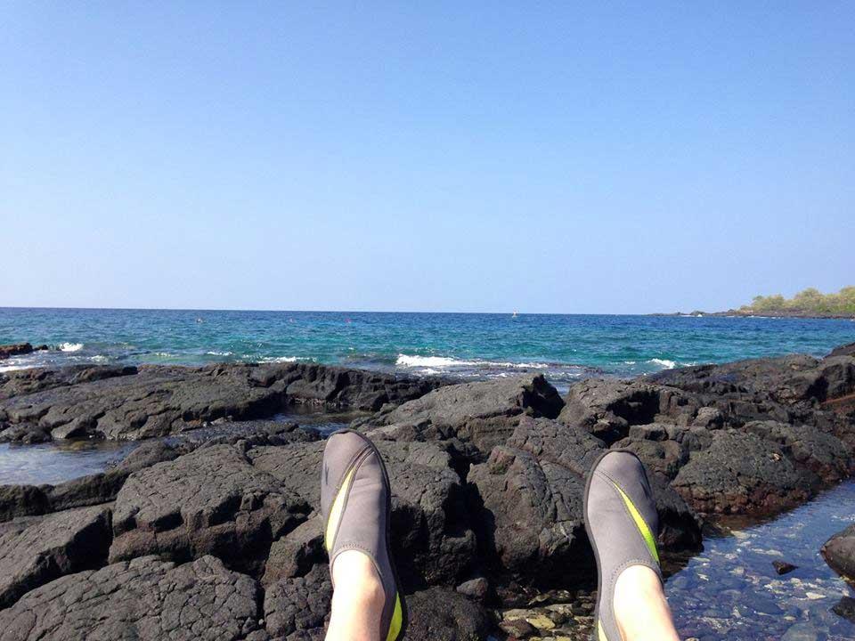 Big Island, Sea view