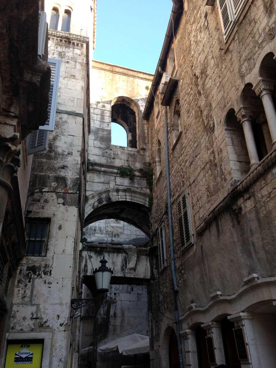 Split Old City