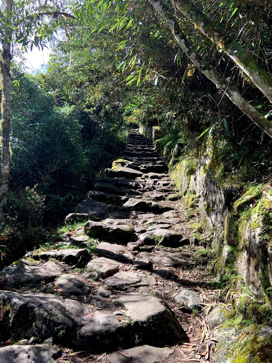 Path to sun gate