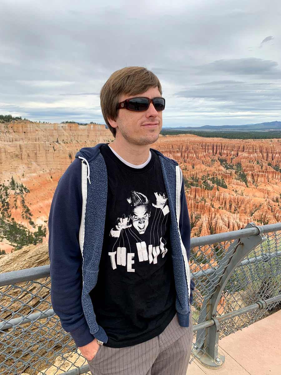 Sightseeing bryce canyon
