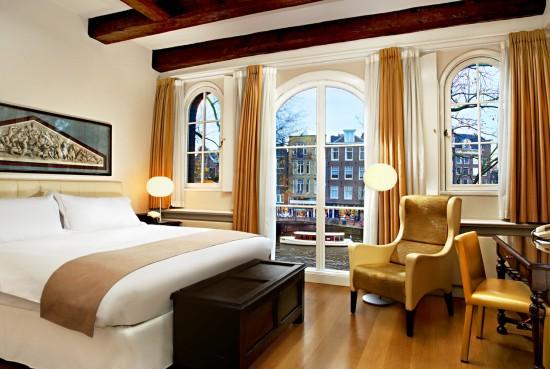 Best Luxury Amsterdam Hotels