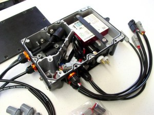 1100SXR 1100X2 1100 Blaster Electric Case Build  ADVENT IGNITION custom 1100 SXR electrical