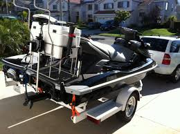 The best fishing jet ski accessories you need for Jet ski fishing accessories