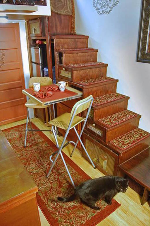 stairstable