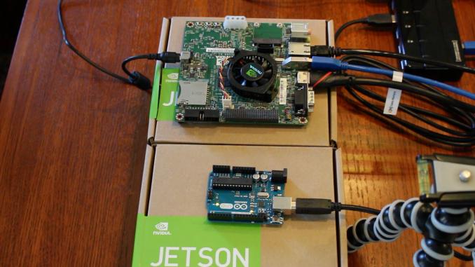 Arduino to Jetson TK1