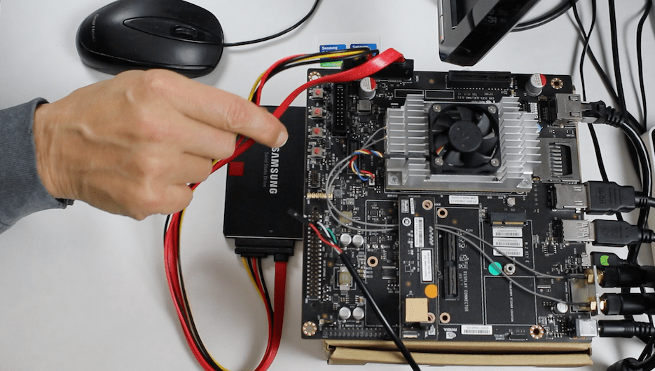 Develop on SSD - NVIDIA Jetson TX1 and Jetson TX2 - JetsonHacks