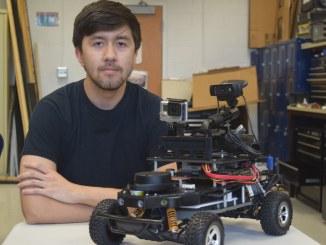 Daniel Tobias' Cherry Autonomous Racecar