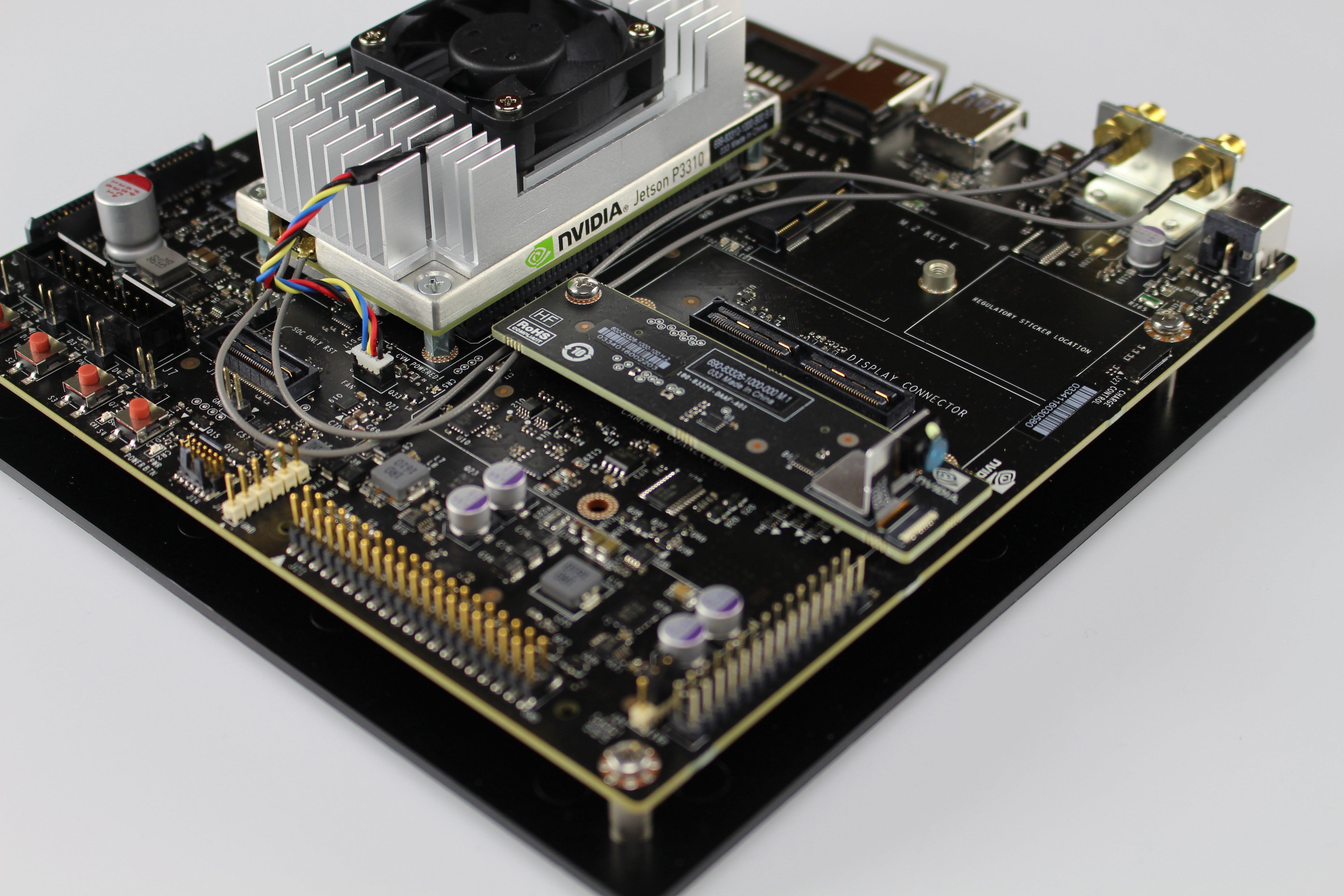 Jetson TX2 Development Kit