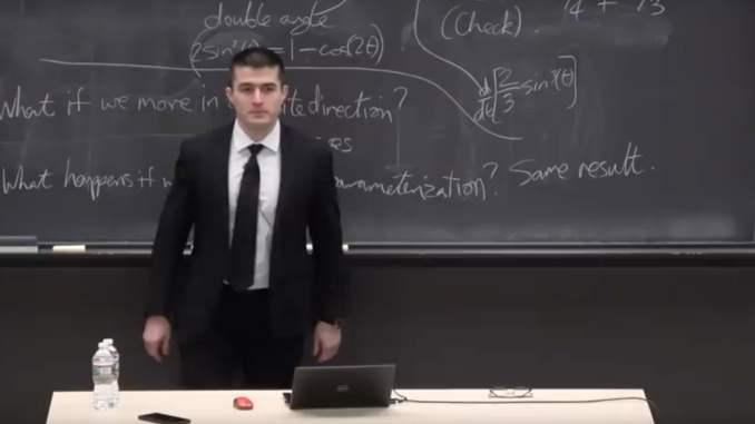 Lex Fridman @ MIT