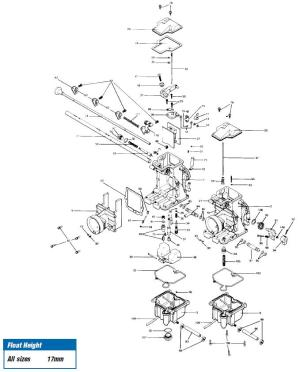 Yamaha mikuni bs 34 'how to set the mixture on a mikuni vm24ss | mikuni bs34 tuning'