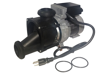 JACUZZI WHIRLPOOL J PUMP 75AMP 115V WITH AIR SWITCH
