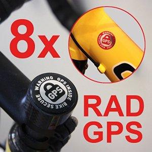Was sollte man beim Anbringen eines Fahrrad GPS Trackers beachten im Test & Vergleich?