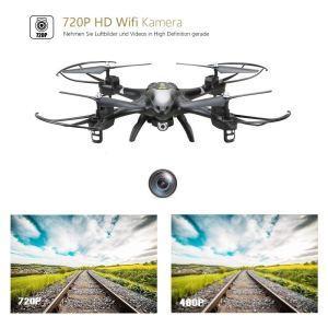 Bei Drohnen sind Ausnahmegenehmigungen möglich.