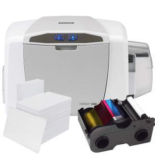 Kartendrucker Komplettpaket in Farbe