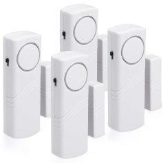 Auslösung vom Alarm bei Fensteralarm im Test