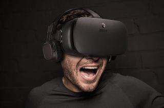 Die VR Brille von Destek